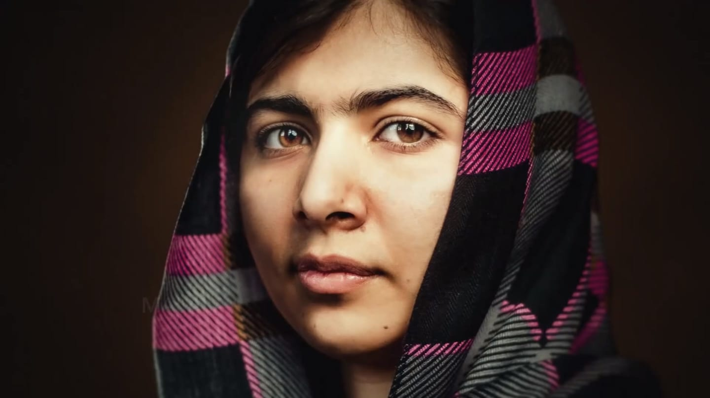 Malala the youngest Nobel prize winner